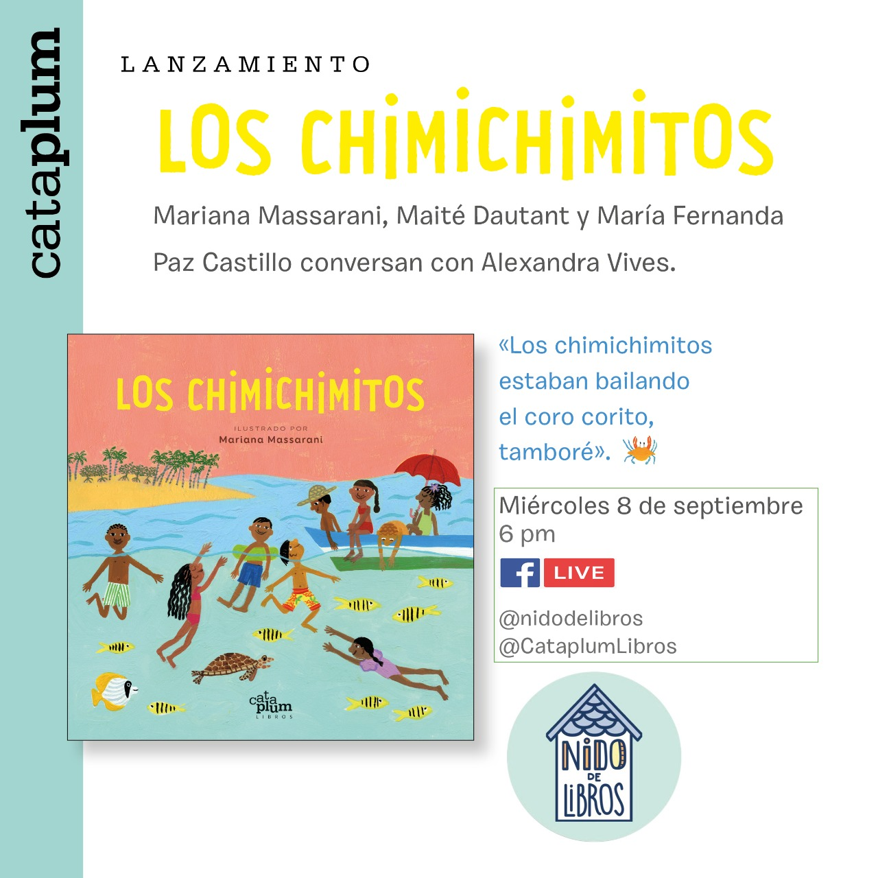 chimichimitos live